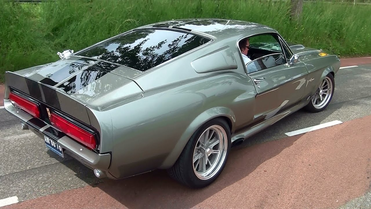 Amazing Eleanor Ultimate Muscle Car