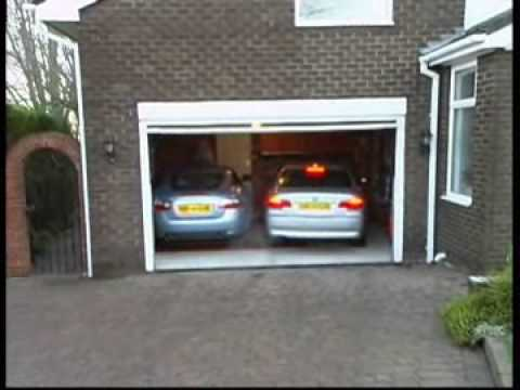Incredible innovation that saves up space in garage the for American garage builders