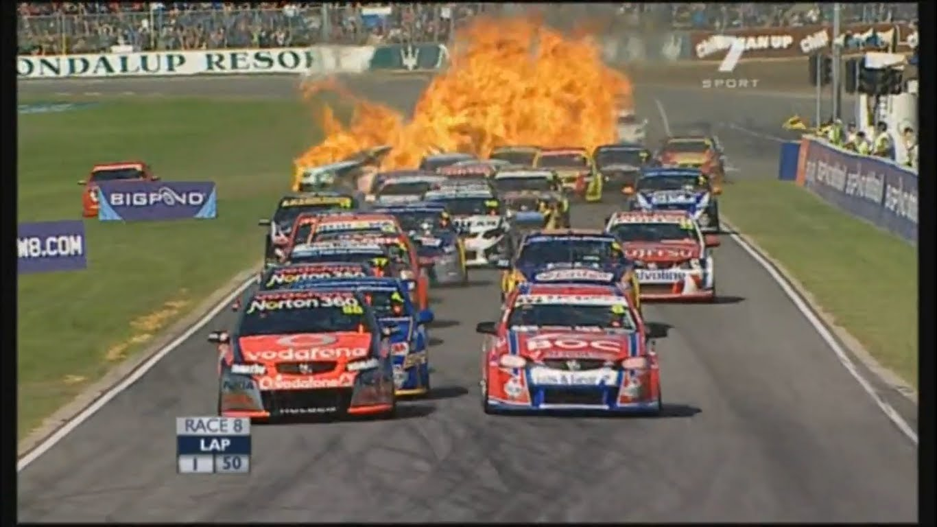 The World\'s Greatest Compilation Of Horrific Red Flag Motorsport ...