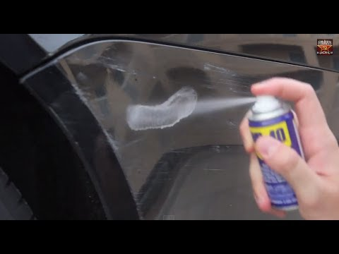 How To Get Rid Of Scratches On Car Diy