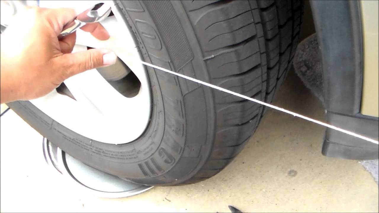 How to make a tire do it yourself 100