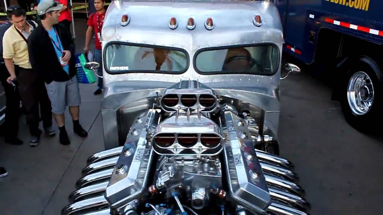 Awesome Muscle Cars >> 1960 Peterbilt Semi Truck Transformed Into A Badass Hotrod!!!