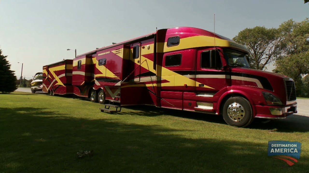 This Is The Most Awesome RV Ever !