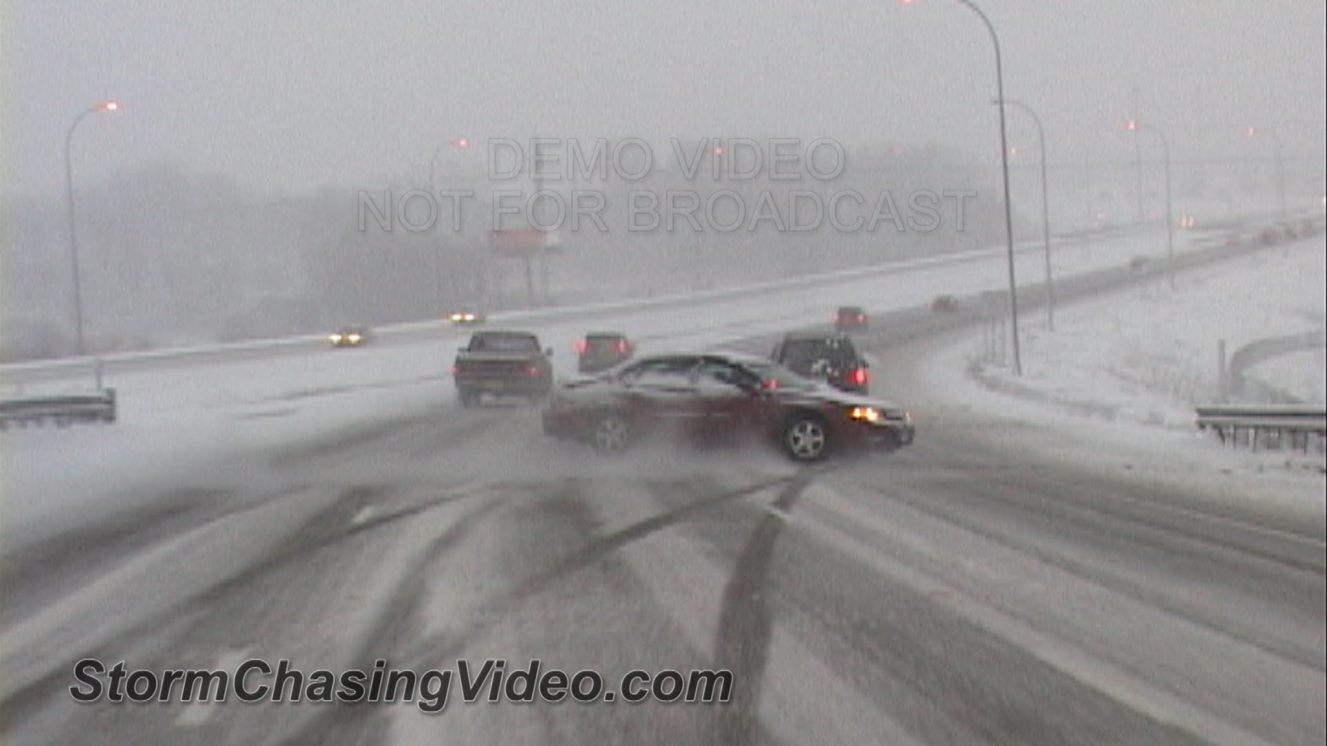 Slipping And Sliding Car Crashes Prove Driving In Winter Worthy Can ...